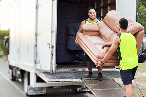 Accredited removalists